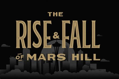 rise and fall of mars hill podcast